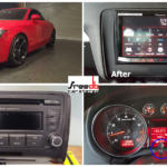 Audi A5 Upgrade